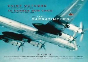 S.O Sarrazineurs 2012.jpg