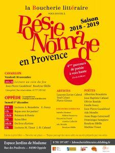 Poesie Nomade en provence_Dec_2018